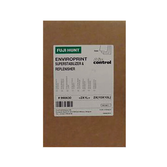 Fuji Químico RA4 Estabilizador Reforzador EP AC 2 (10x10) L