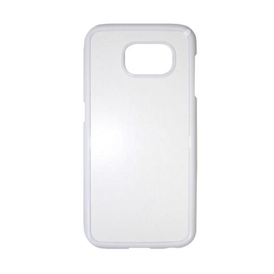 Samsung Galaxy S6 Carcasa Plástico Blanca