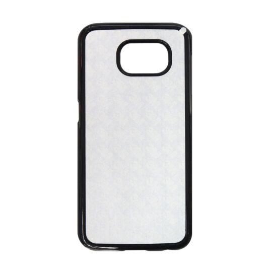 Samsung Galaxy S6 Carcasa Plástico Negra