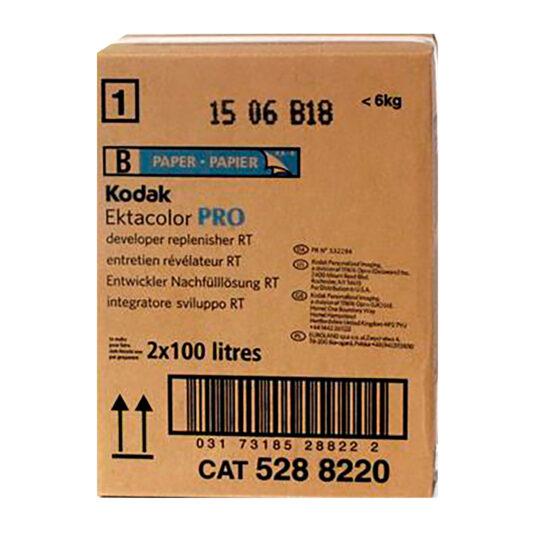 Kodak Químico RA Revelador Regenerador PRO RT 2x100 L B