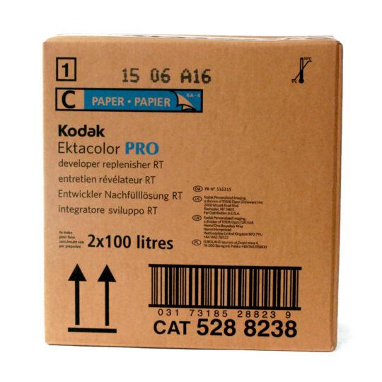Kodak Químico RA Revelador Regenerador PRO RT 2x100 L C