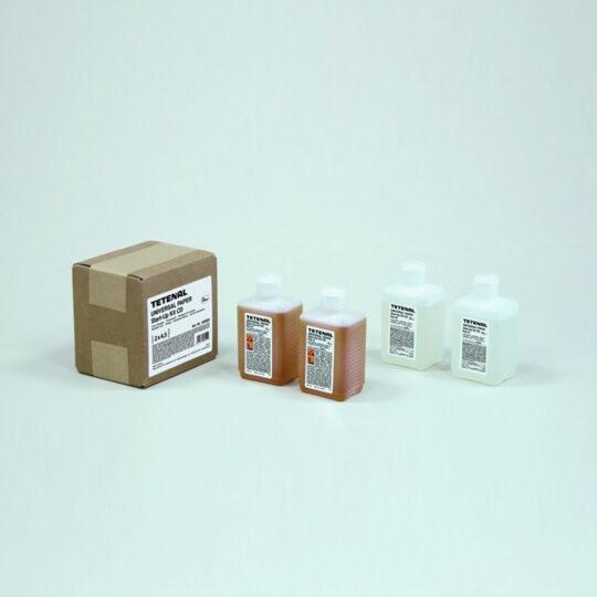 Tetenal Químico Universal Iniciador Kit P1 para 2x4,5 L Revelador