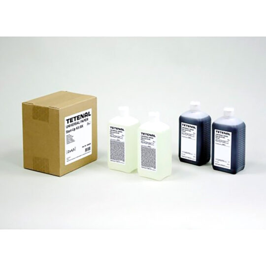 Tetenal Químico Universal Iniciador Kit P2 para 2x4,5 L Blanqueador