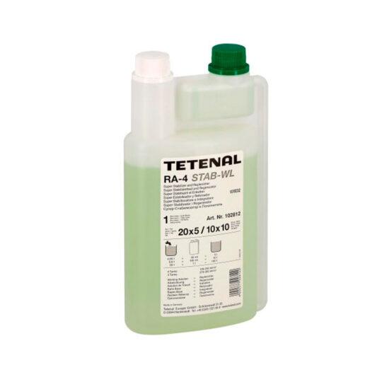 Tetenal Químico RA-4 estabilizador WL 20x5 L/10x10 L