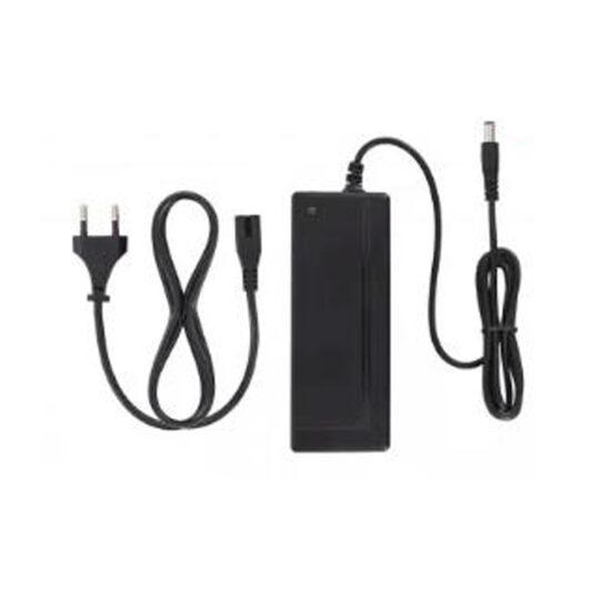 Swiss+Go Recambio Movilidad Eléctrica ZM012 Cargador 42v 1,5A DC con cable EU