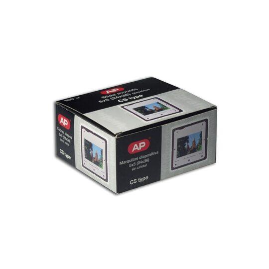 Marquitos AP 5x5 CS (24x36) Manual Caja 100u.