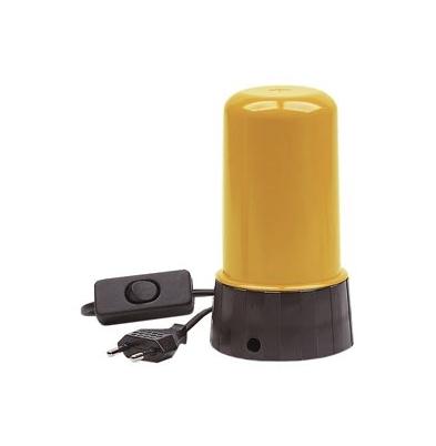 Farol Cuarto Oscuro AP220V 10W Amarillo