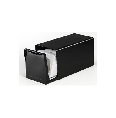 Archivador para Cd/Dvd AP DigiBox Negro