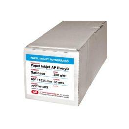 Papel Inkjet - Photo 250 grs. AP EveryD Satin