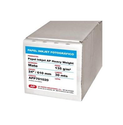 Papel Inkjet Comercial 140 grs. AP 3333 IJ True Color Mate