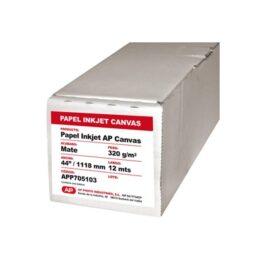 Papel Inkjet - Canvas 320 grs. AP 3579 Matte