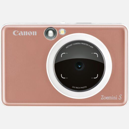 Camara Instantanea - Canon Zoemini S Rosa + 30 Hojas | 3879C032