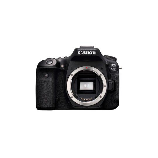 Canon Cámara Reflex Eos 90D Cuerpo