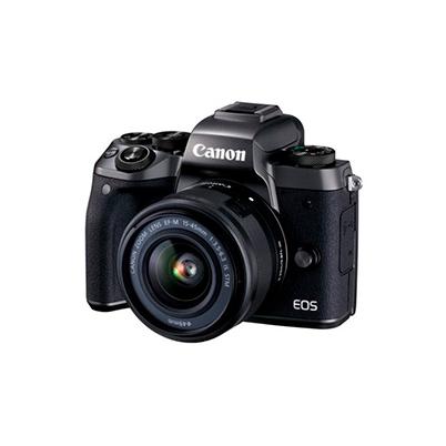 Camara Evil - Canon Eos M50 + EF-M 15-45mm + 22mm Negra | 2680C032