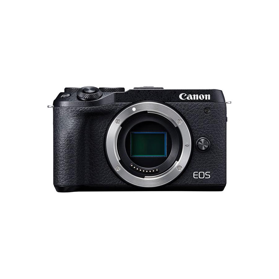 Canon Cámara Evil Eos M6 Mark II Cuerpo