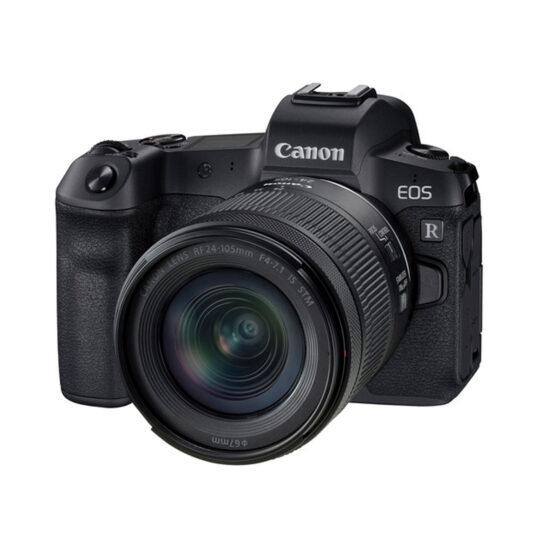 Canon Cámara Evil Eos R + RF24-105mm f/4-7.1 IS STM