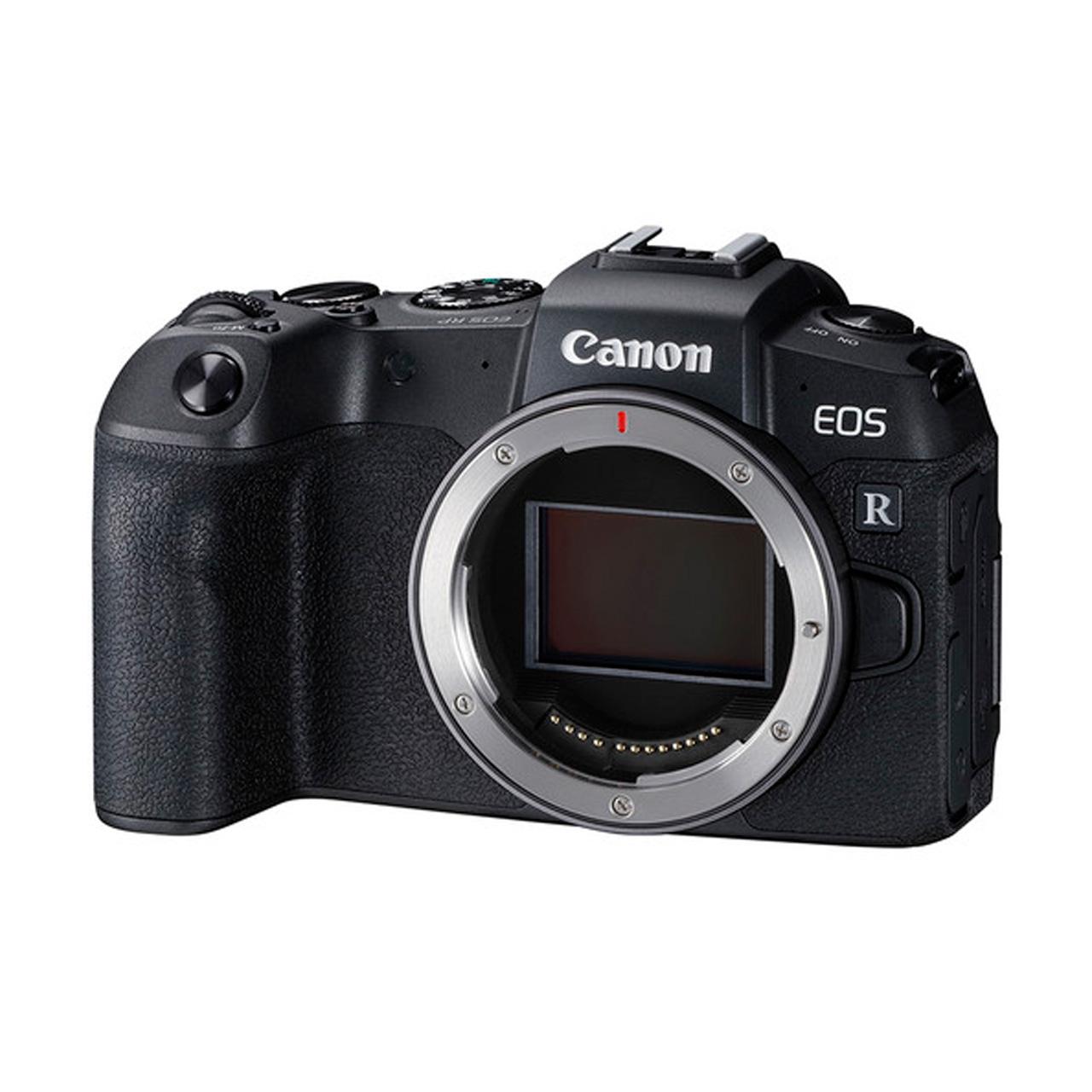 Canon Cámara Evil Eos RP + RF24-105mm f/4-7.1 IS STM