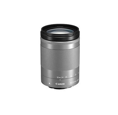 Objetivo Canon EF-M 18-150 mm f/3.5-5.6 IS STM Plata