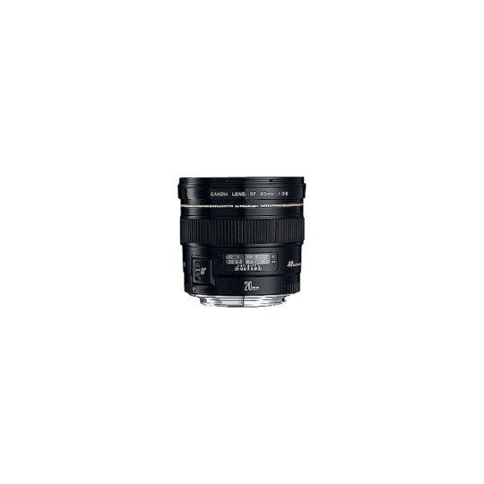 Objetivo Canon Ef 20mm f/2.8 USM