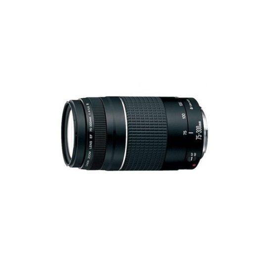 Canon Objetivo EF 75-300mm f/4-5.6 III