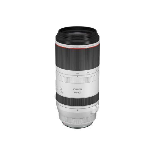 Objetivo - Canon RF 100-500 mm f:4.5-7.1L IS USM | 4112C005