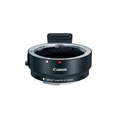 Montura Canon EF-EOS M Adaptador
