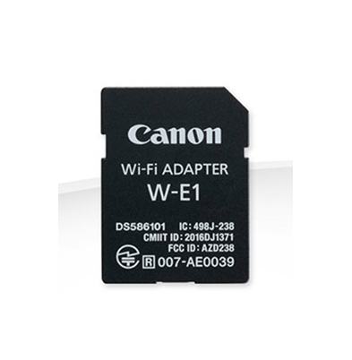 Canon W-E1 Wi-Fi Adaptador