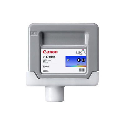 Cartucho Tinta - Canon PFI-301 B 330 ml Azul   1494B001AA