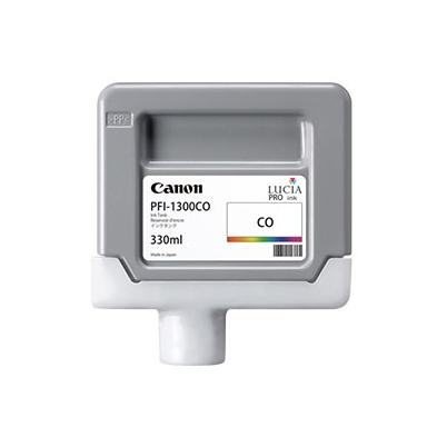 Cartucho Tinta - Canon PFI-1300 CO 330 ml Optimizador | 0821C001AA