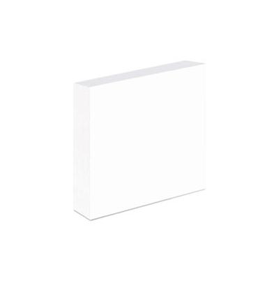 Light-Panel   20x20 30mm - adhesivado - Canto Blanco |