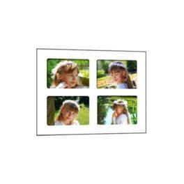 Quick-Panel 30x40 para 4 foto 10x15 Blanco