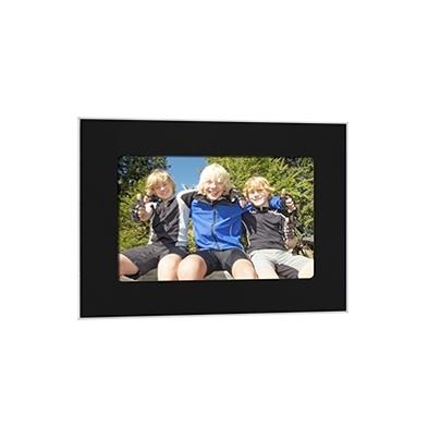 Quick-Panel 40x50 para 1 foto 30x40 Negro