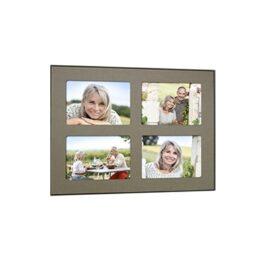 Quick-Panel 40x50 para 4 foto 15x20 Habana