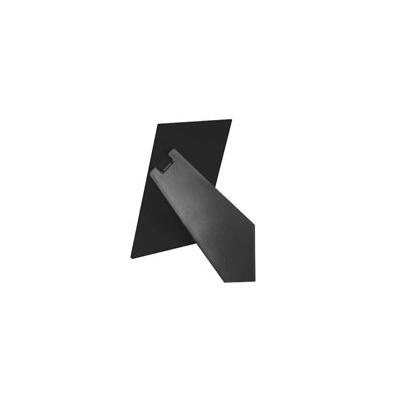 Trasera Marco 10x15 Plástico Negra