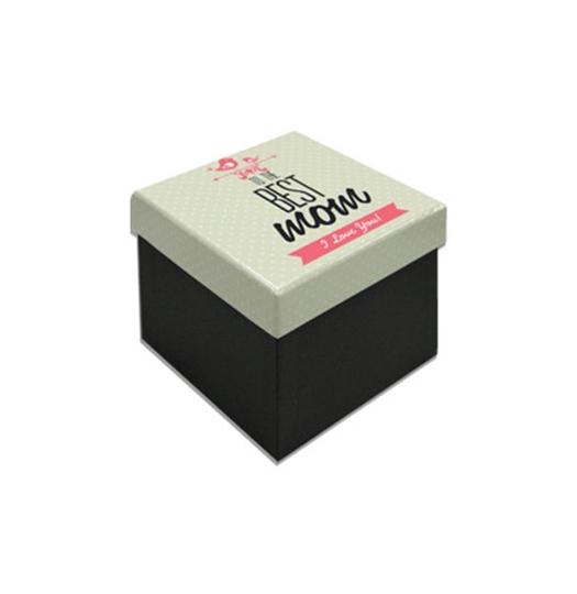 Caja Regalo 11x11x10 cm Modelo Best Mum