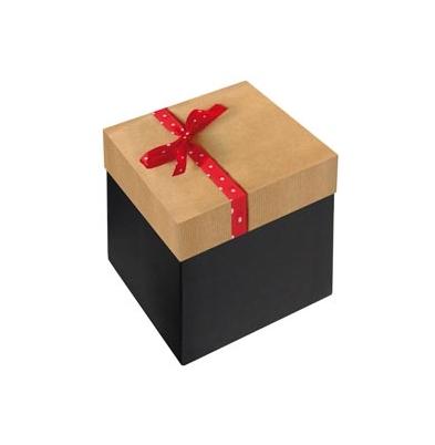 Caja Regalo 11x11x10 cm Modelo Red Box