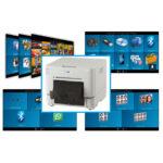 Impresora - DNP DS-RX1HS + Software de Kiosco y Foto carnet