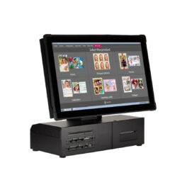 Kiosco – DNP DS T4 Order Work Station 21,5″ con DS Lab Software