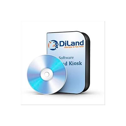 Software - DiLand Kiosk 2 para DNP | XSWDL2DNP