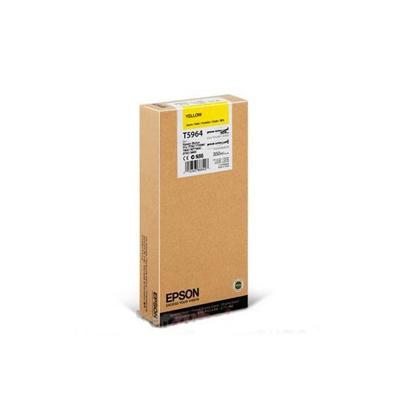 Cartucho Tinta Epson Stylus Pro 7900 Amarillo 350ml