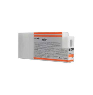 Cartucho Tinta Epson Stylus Pro 7900 Naranja 350ml