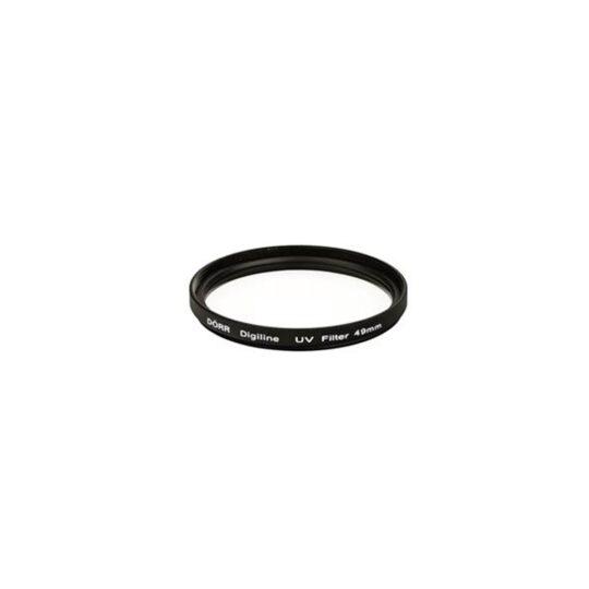 Filtro Circular UV 49mm Dorr Digi Line HD Slim