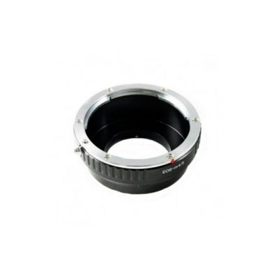 Adaptador Objetivo - FTI Micro 4/3 Canon EOS | FTIM4/3EOS
