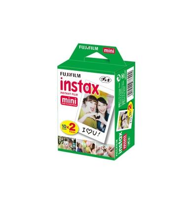 Película Instant Fuji Instax Mini Bipack (2x10 fotos)