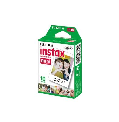 Película Instant Fuji Instax Mini Individual (1x10 fotos)