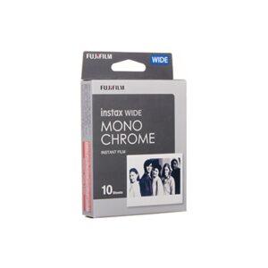 Pelicula Instant - Fuji Instax Mini B&W Monochrome WW 1 (1x10 fotos) | 70100137913