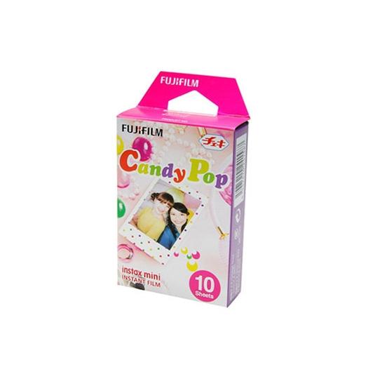 Película Instant Fuji Instax Mini Candypop WW 1 (1x10 fotos)
