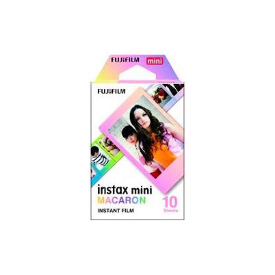 Película Instant Fuji Instax Mini Macaron WW 1 (1x10 fotos)