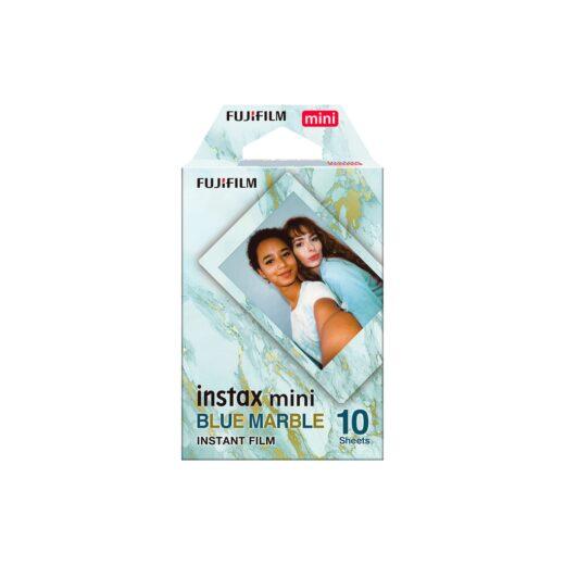 Pelicula Instant - Fuji Instax Blue Marble WW 1 (1x10 fotos) | 16656461