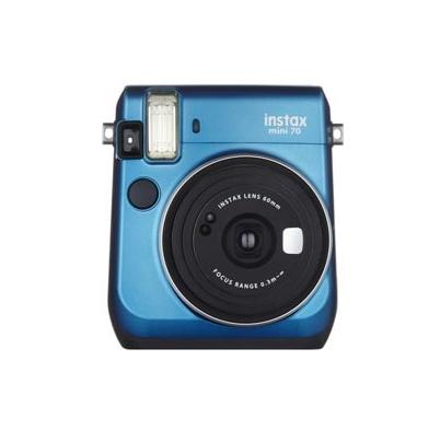 Camara Instantanea - Fuji Instax MINI 70 Azul + Funda   16496079
